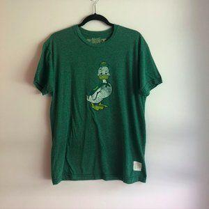 The Orignal Retro Brand Oregon Ducks Tee Shirt